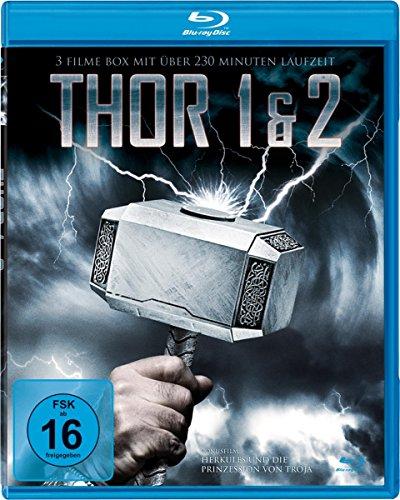 Thor 1 & 2, 1 Blu-ray