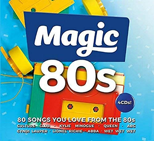 Various Artists - Magic 80s By Various Artists