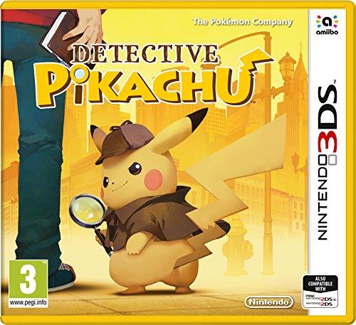Detective Pikachu (Nintendo 3DS)