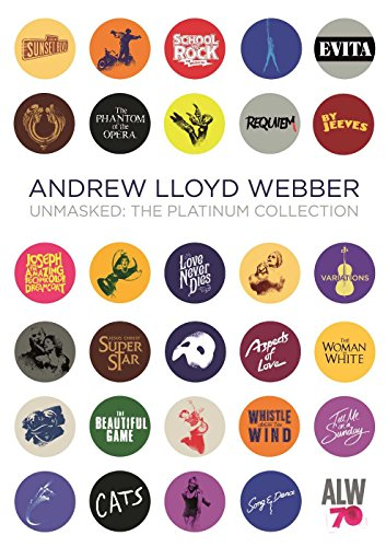 Andrew Lloyd Webber - Unmasked - The Platinum Collection