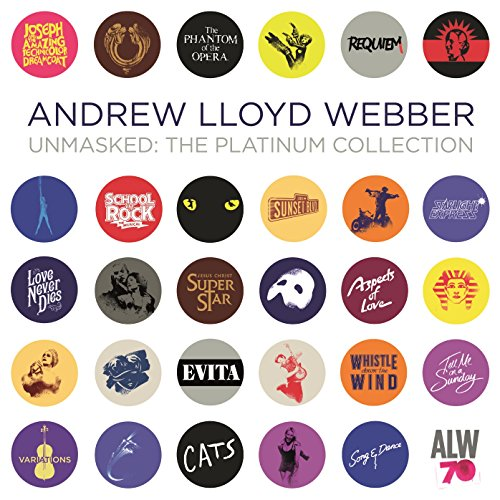 Unmasked - The Platinum Collection By Andrew Lloyd Webber