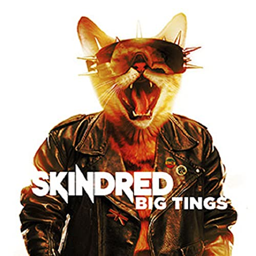Skindred - Big Tings By Skindred