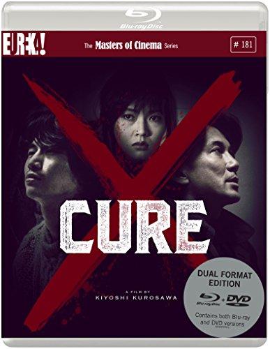CURE   Dual Format (Blu-ray & DVD)