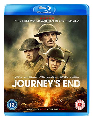 Journey-039-s-End-Blu-ray-2018-CD-S4VG-FREE-Shipping