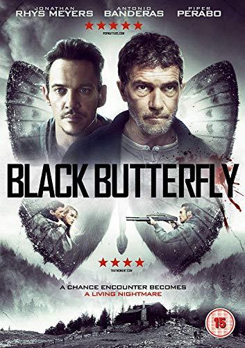 Black-Butterfly-DVD-CD-2VVG-FREE-Shipping