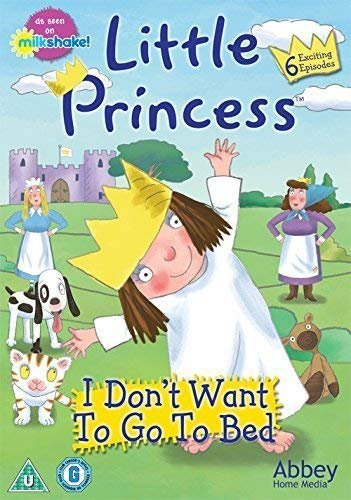Little-Princess-I-Don-039-t-Want-To-Go-To-Bed-DVD-CD-3HVG-FREE-Shipping