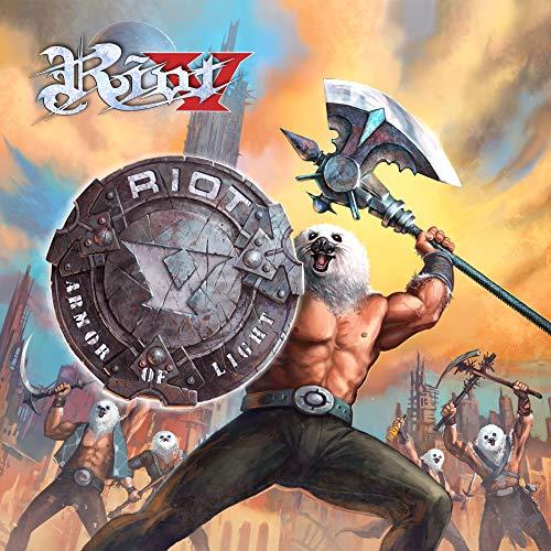 Riot V - Armor of Light By Riot V