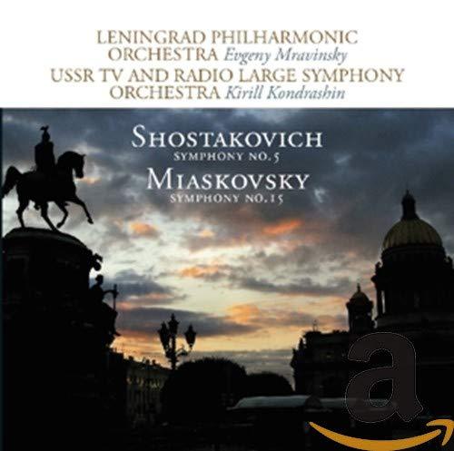 D. Shostakovich Miaskovs - Symphony No. 5... By D. Shostakovich Miaskovs