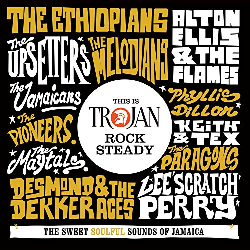This Is Trojan Rock Steady: By Various Artists
