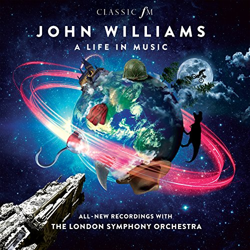 John Williams: A Life In Music By London Symphony Orchestra Gavin Greenaway John Williams