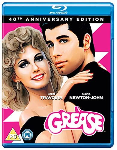 Grease 40th Anniversary (Blu-Ray)