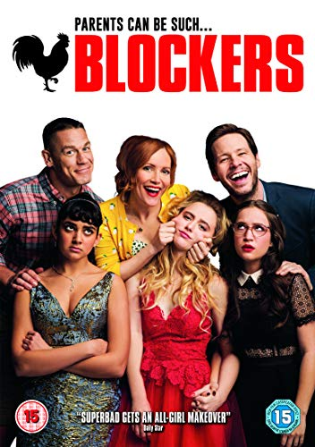 Blockers (DVD Plus Digital Download)