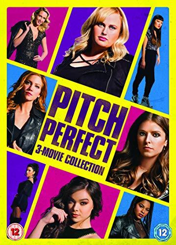 Pitch Perfect 3-Movie Boxset (DVD)