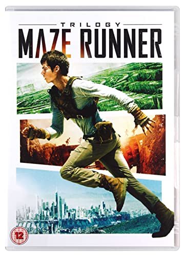 Maze Runner 1-3 Boxset