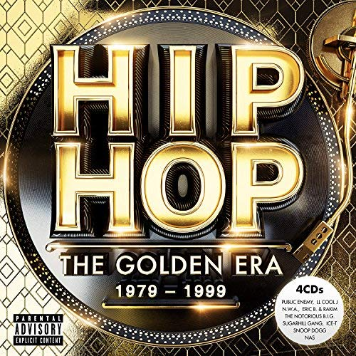 Various Artists - HIP-HOP The Golden Era By Various Artists