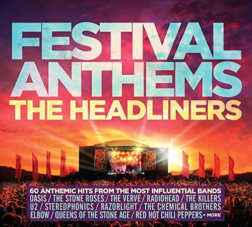 Various Artists - Festival Anthems: The Headliners By Various Artists