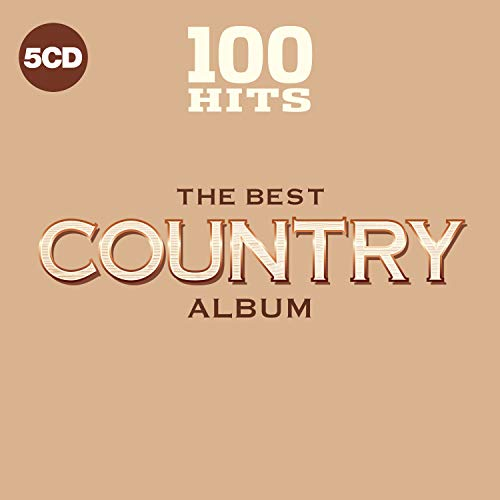 Various Artists - 100 Hits - The Best Country Album By Various Artists