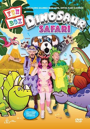 FUNBOX: Dinosaur Safari