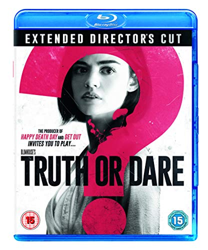 Truth or Dare (Blu-ray + Digital Download)