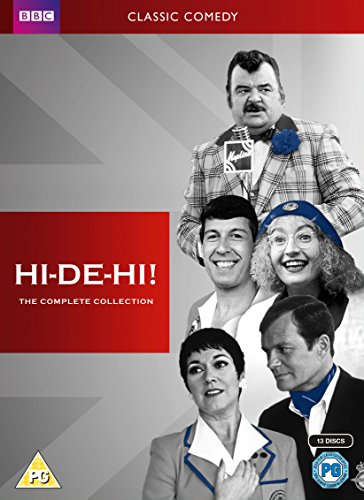 Hi De Hi!: The Complete Collection (Hmv Exclusive)