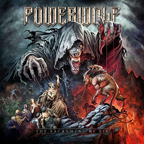 Powerwolf - The Sacrament Of Sin By Powerwolf