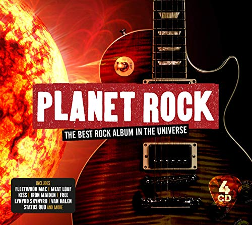 Various Artists - Planet Rock