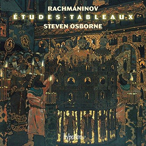 Steven Osborne - Rachmaninov: Etudes-Tableaux By Steven Osborne