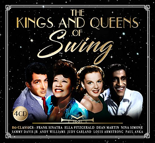 Various Artists - The Kings & Queens Of Swing