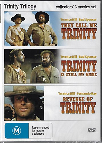 Trinity Trilogy (They Call Me Trinity/Trinity is Still My Name/Revenge of Trinity)