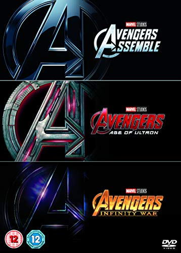 Avengers Triplepack Boxset