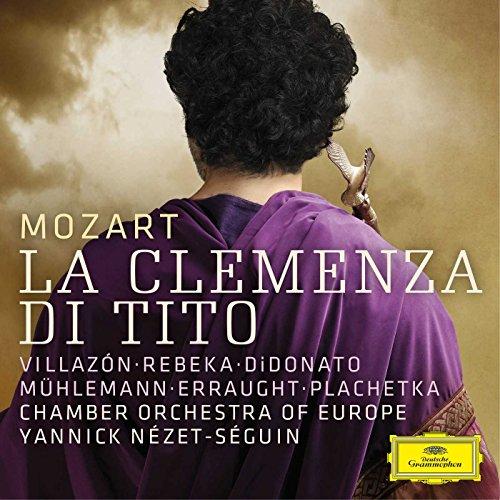 Yannick Nézet-Séguin - Mozart: La clemenza di Tito By Yannick Nezet-Seguin