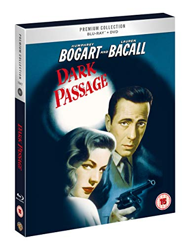 Dark Passage UK Premium Collection Blu-Ray + DVD + Digital HD + Ltd Ed Art Cards Region Free