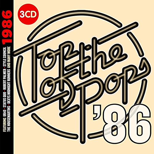 Various Artists - Top Of The Pops - 1986 By Various Artists