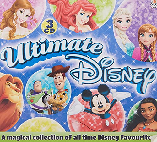 Various Artists - Ultimate Disney By Various Artists