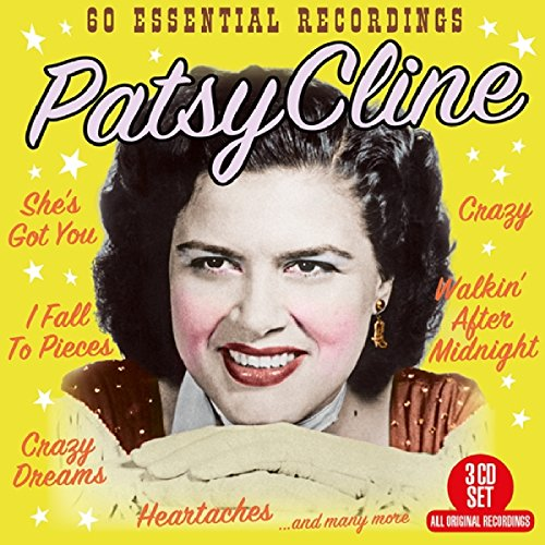 Patsy Cline - 60 Essential Recordings By Patsy Cline