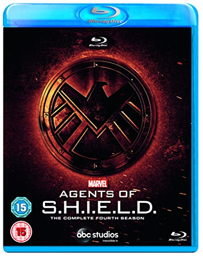 Marvel's Agents of S.H.I.E.L.D. S4 - Blu-ray
