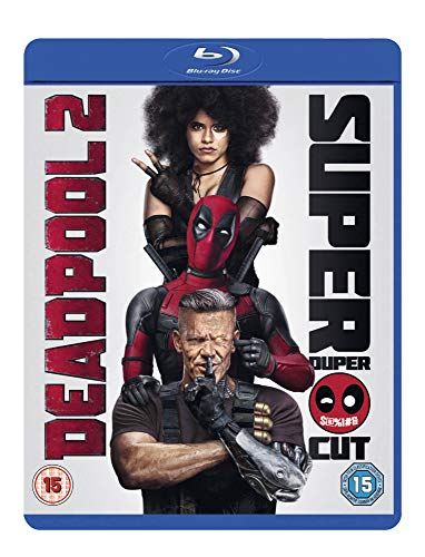 Deadpool 2 (Blu-Ray Plus Digital Download)