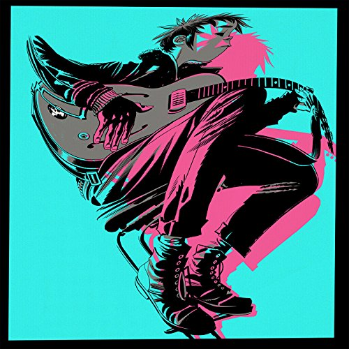Gorillaz - The Now Now By Gorillaz
