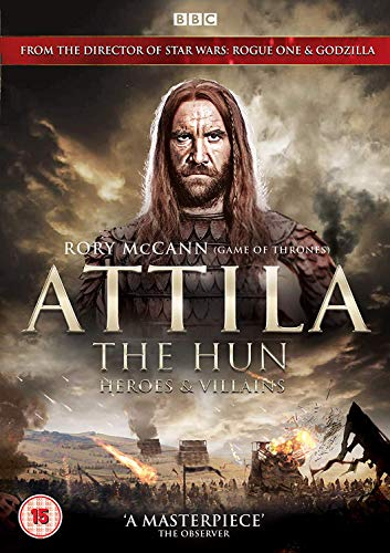 Attila the Hun  ( Historical drama directed by Gareth Edwards and starring Rory McCann)