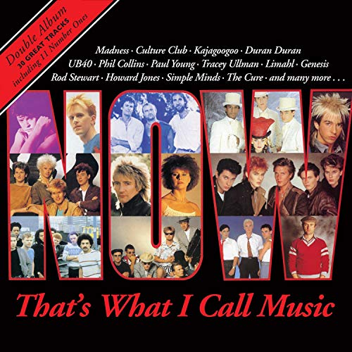 Various Artists - NOW That's What I Call Music! 1 By Various Artists