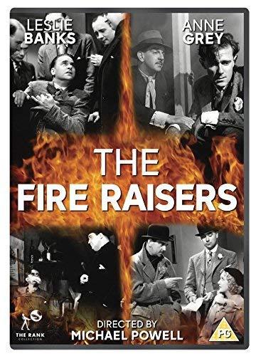 The-Fire-Raisers-DVD-CD-QBVG-FREE-Shipping