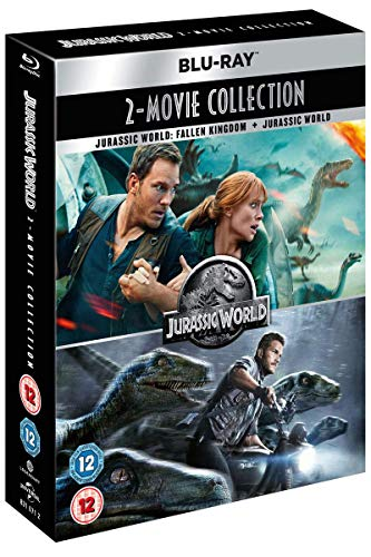 Jurassic World 2-Movie Collection (Blu-ray )