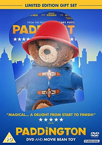 Paddington 1 - DVD & Plush Toy Gift Set