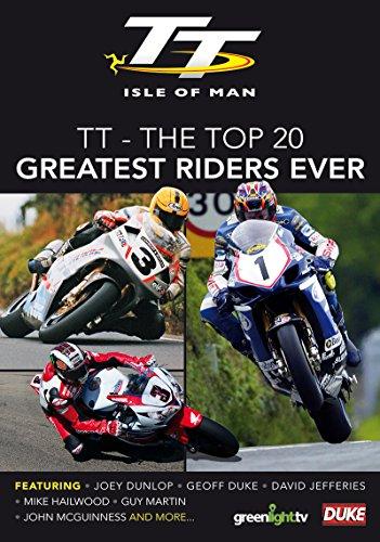 Top 20 Greatest Ever TT Riders DVD