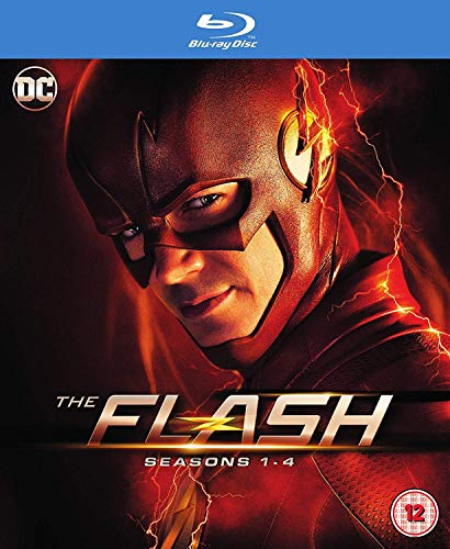 The Flash: Season 1-4