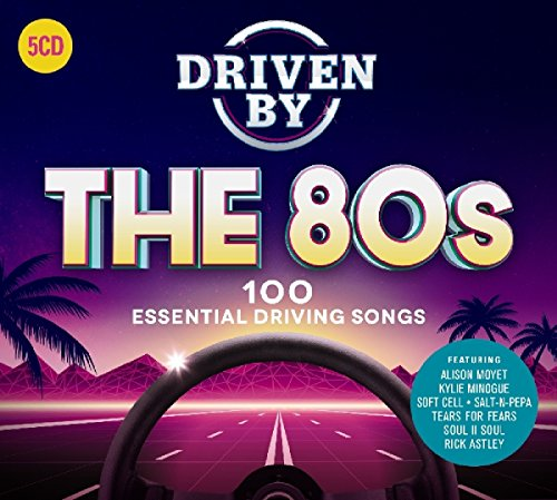 Various Artists - Driven By The 80s By Various Artists