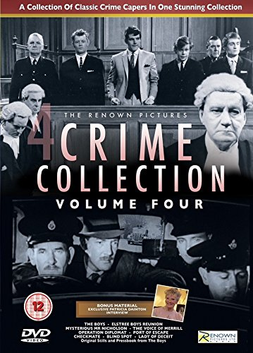 The Renown Crime Collection Volume 4