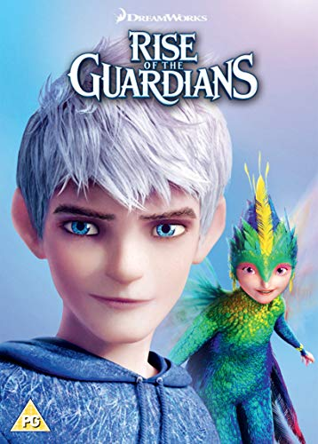 Rise Of The Guardians (2018 Artwork Refresh)