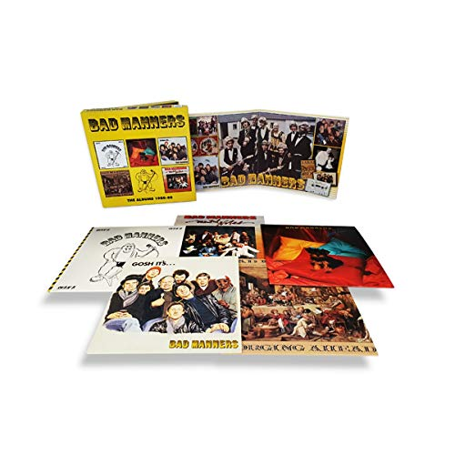 Bad Manners - The Albums 1980-85: 5CD Clamshell Boxset By Bad Manners