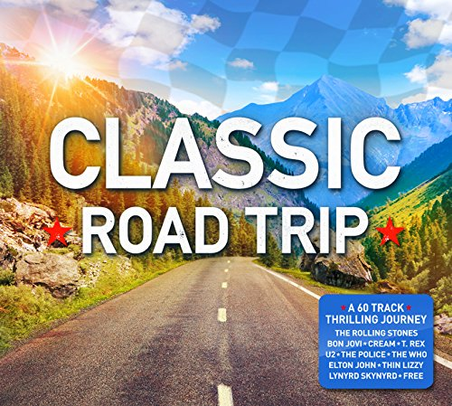 Various Artists - Classic Road Trip By Various Artists
